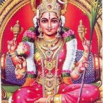 Rajarajeswari Stotram Lyrics in Tamil