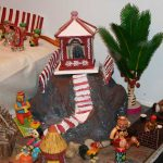 Navarathri Golu Ideas – Temple Theme