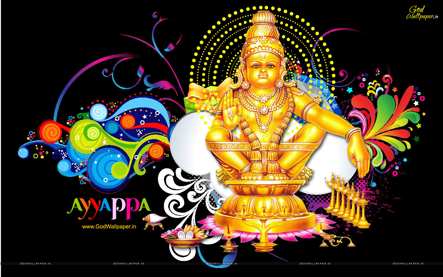 Lord Ayyappa Wallpapers HD