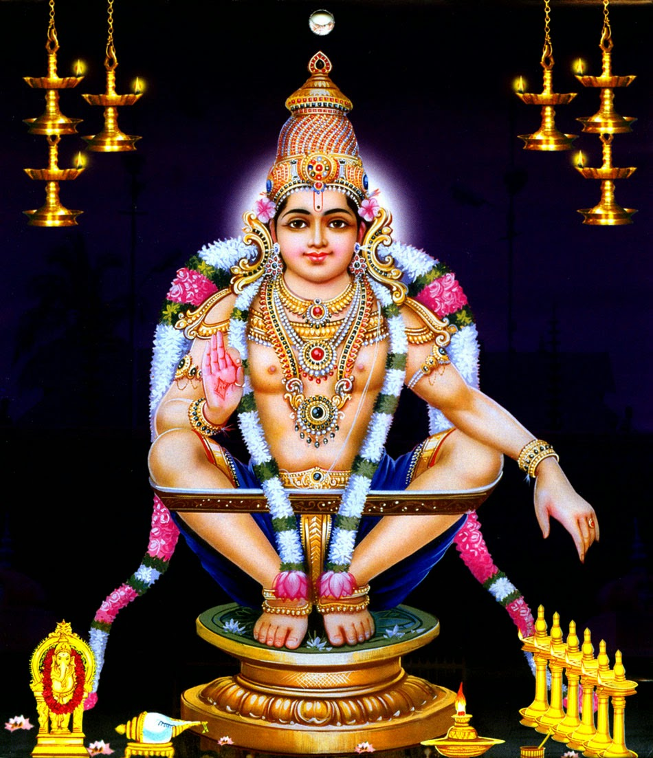 Lord Ayyappa Wallpapers HD - DivineInfoGuru.com