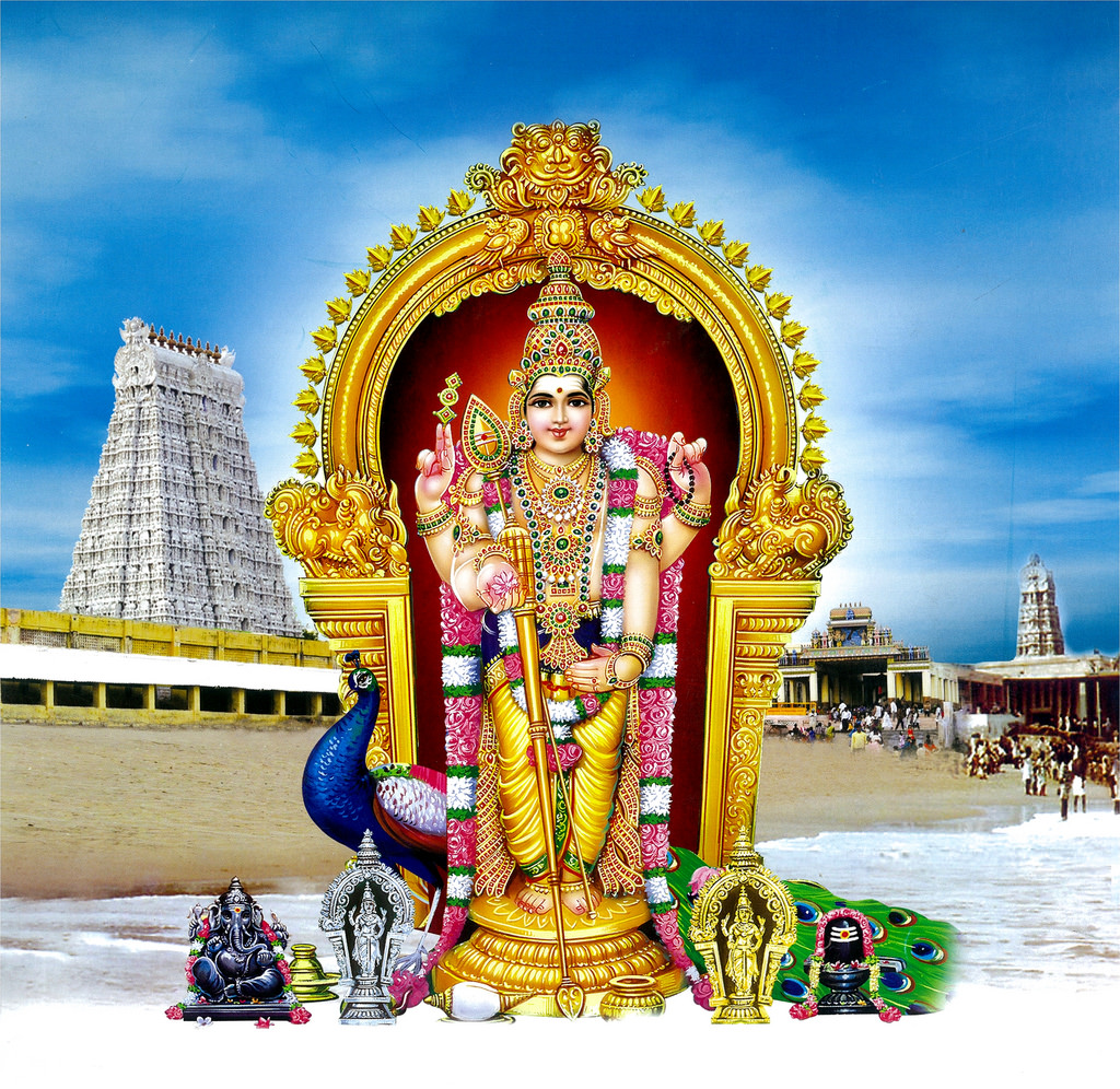 thiruchendur murugan hd