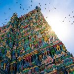 Goddess Meenatchi Amman Temple HD Images & Wallpapers