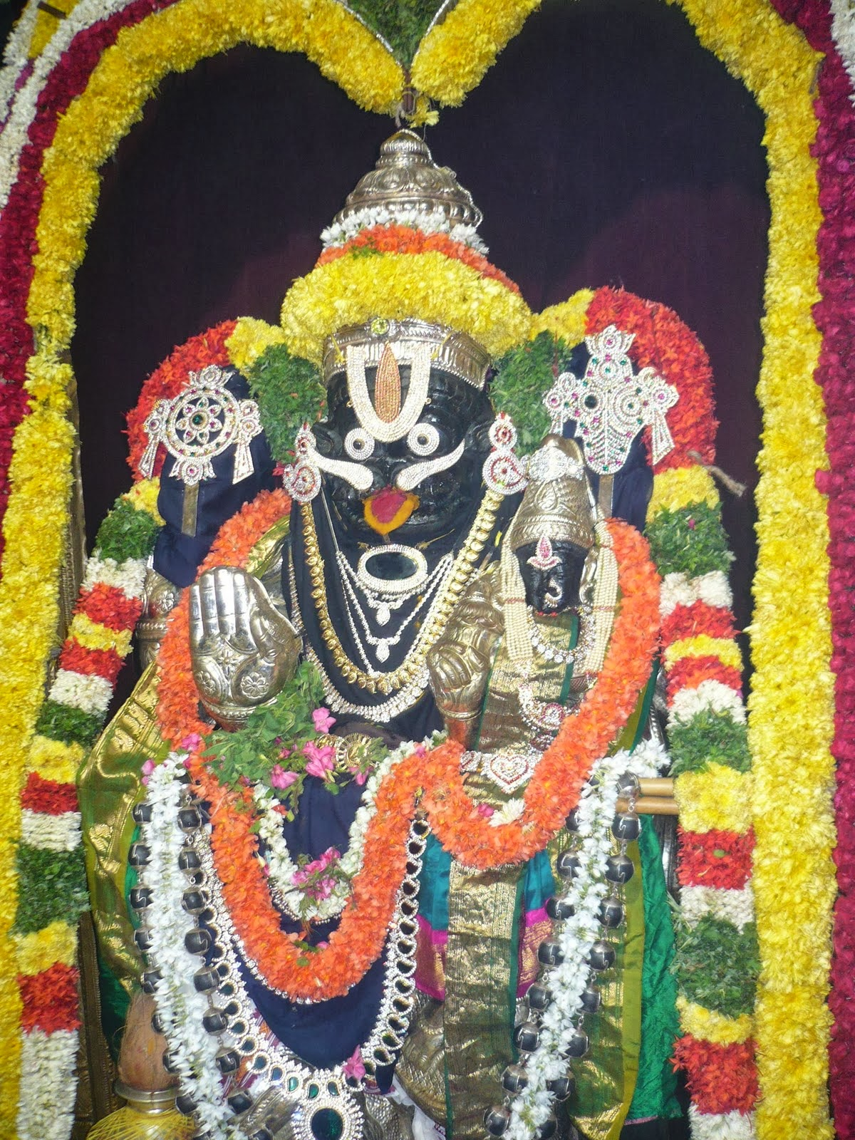 Lord Narasimha HD Images & Wallpapers - DivineInfoGuru.com