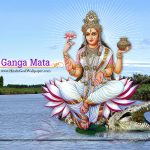 108 names of Goddess Ganga  in English